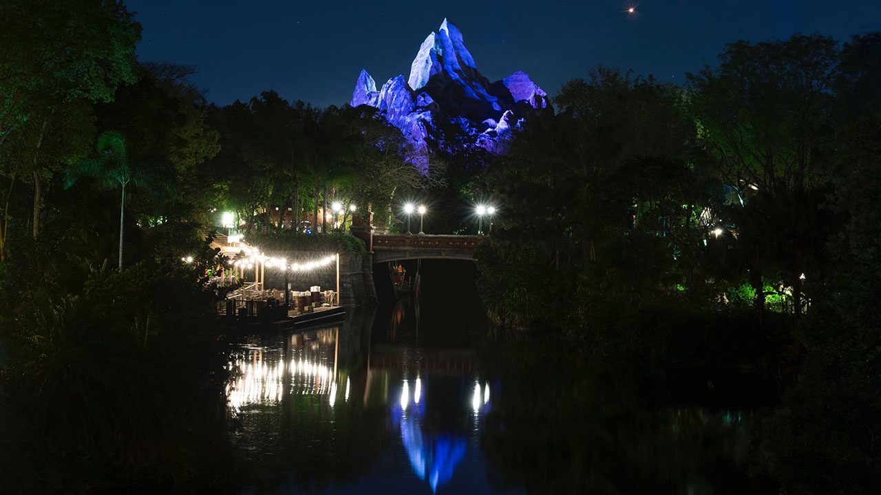 Disney's Animal Kingdom Awakens at Night With New 'Jungle Book' Show, Parties & Attractions Starting Memorial Day Weekend
