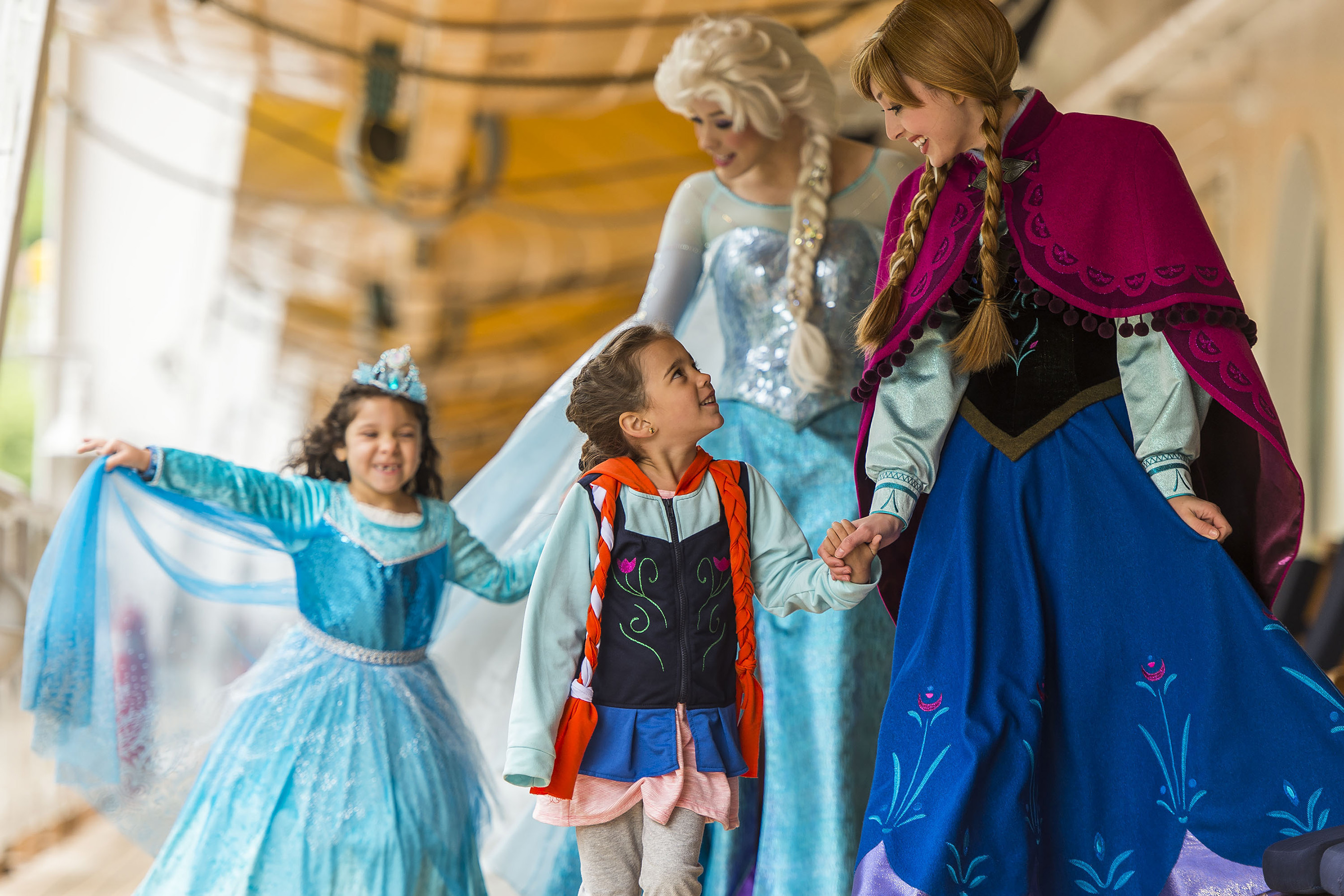 Spectacular frozen fun on the disney magic and disney wonder this frozen fun aboard disney cruise line m4hsunfo