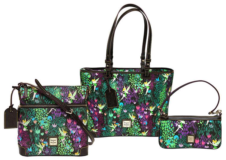 Tinker Bell Half Marathon Handbags