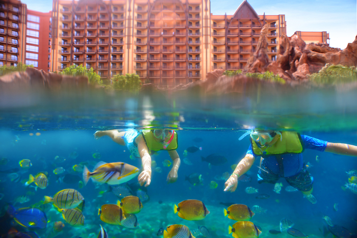 Rainbow Reef at Aulani, a Disney Resort & Spa