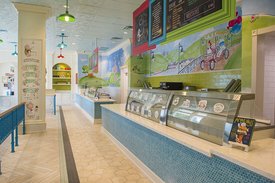 Ample Hills Creamery Now Open at Disney's BoardWalk