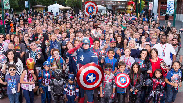 Disney Parks Blog Fans Among First to See Marvel's 'Captain America: Civil War' During Special Advanced Screening at the Disneyland Resort