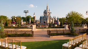 Disney Fairy Tales Come True at East Plaza Garden at Magic Kingdom Park