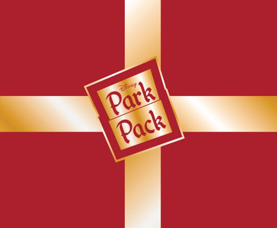 Disney Park Pack form Disney Parks Online Store