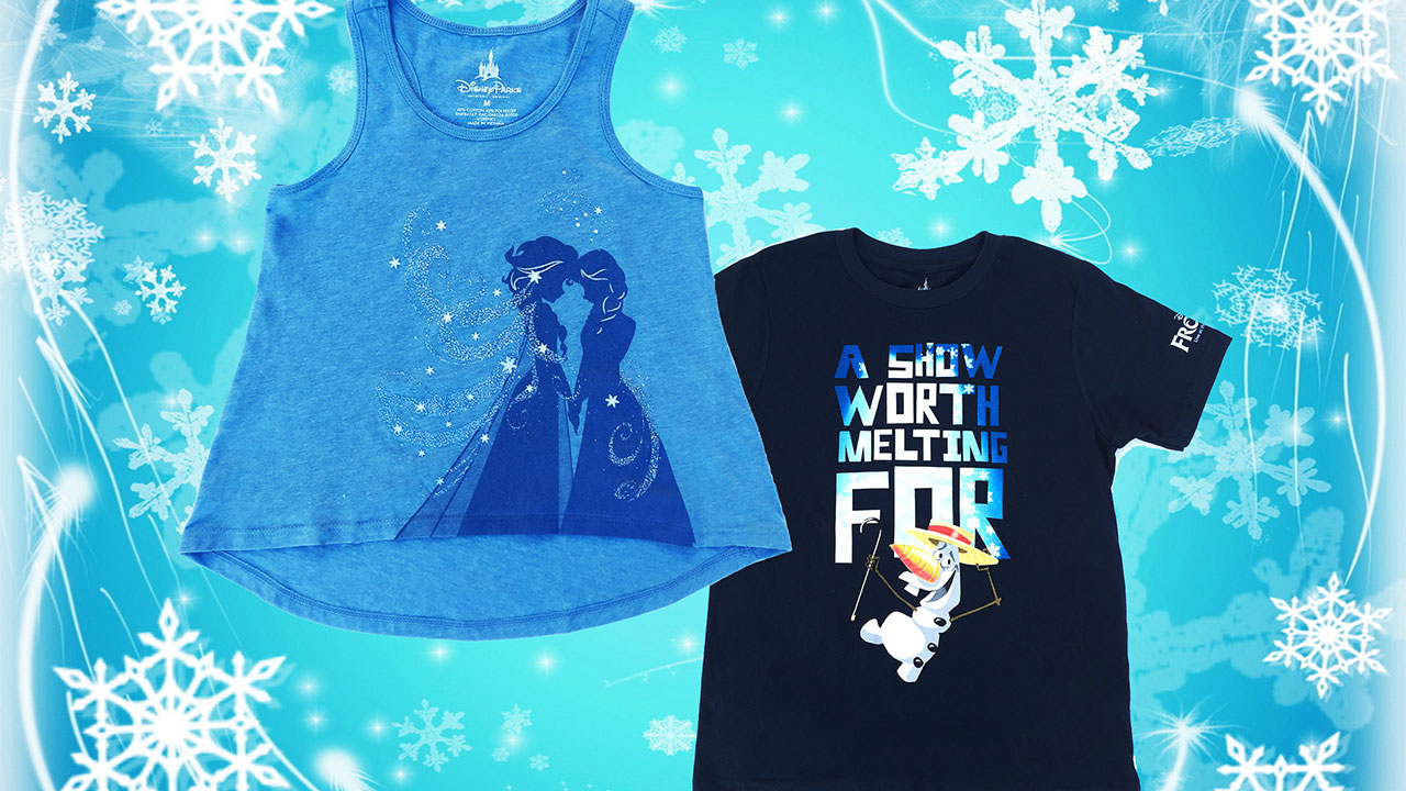 'Frozen – Live at the Hyperion' Merchandise at Disney California Adventure Park