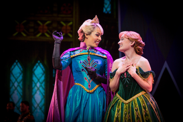 'Frozen – Live at the Hyperion' Opens Today at Disney California Adventure Park