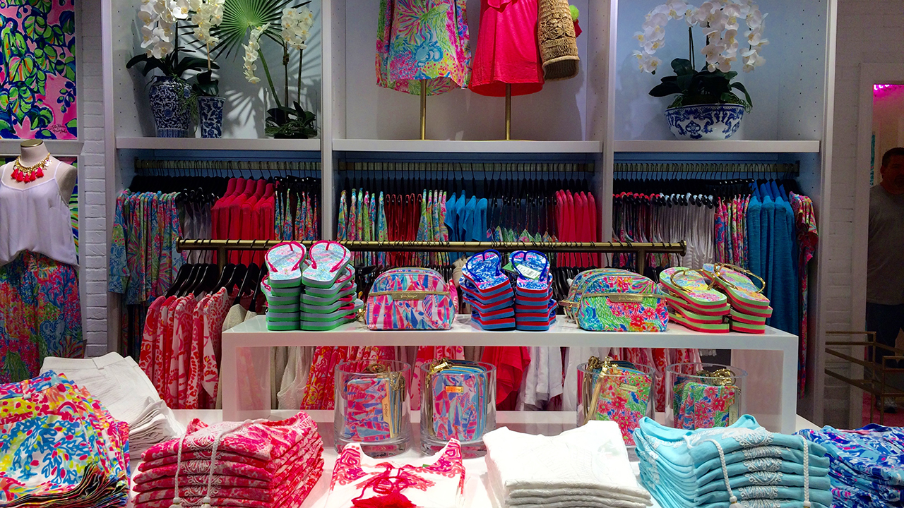 Lilly Pulitzer at Town Center, Disney Springs