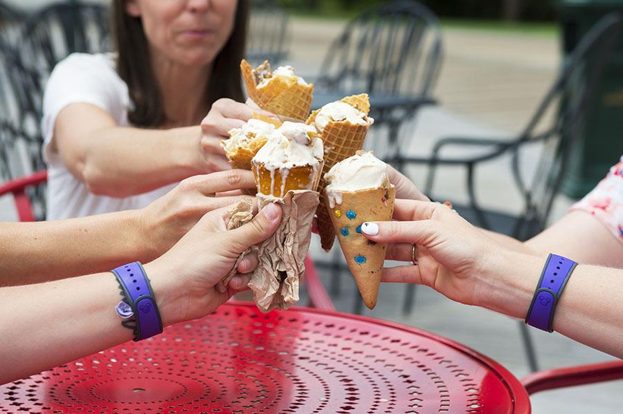 Ample Hills Creamery Now Open at Disney's BoardWalk