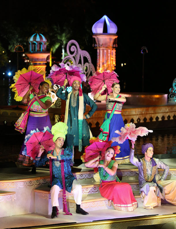 'The Jungle Book: Alive With Magic' Debuts at Disney's Animal Kingdom
