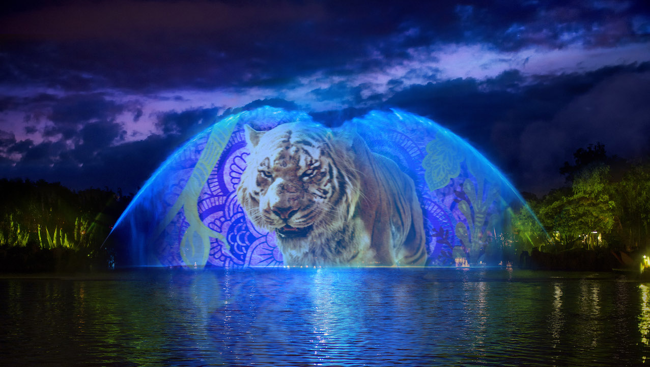 'The Jungle Book: Alive with Magic' Debuts May 28 at Disney's Animal Kingdom
