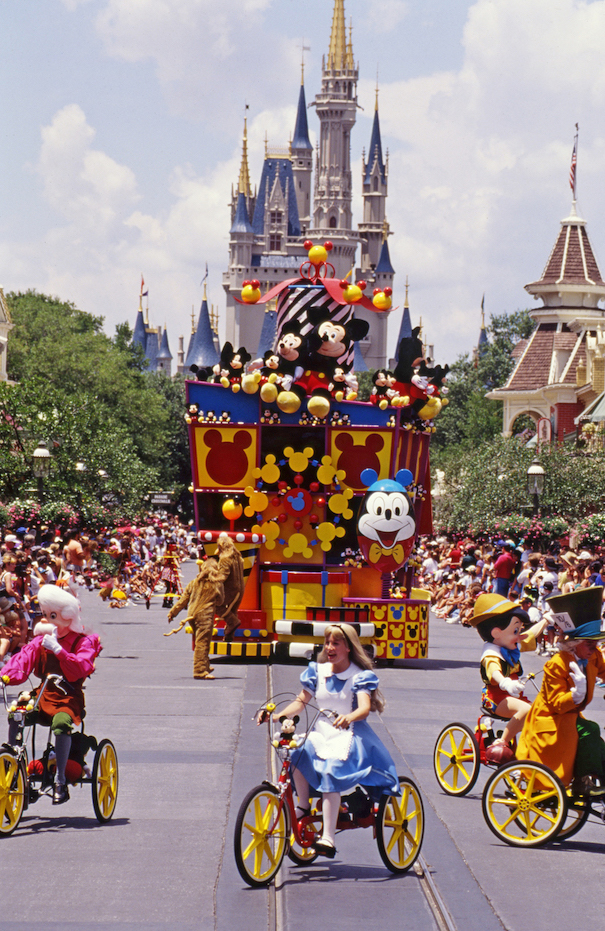 Disney Days of Past: Mickey Mania Parade at Magic Kingdom Park