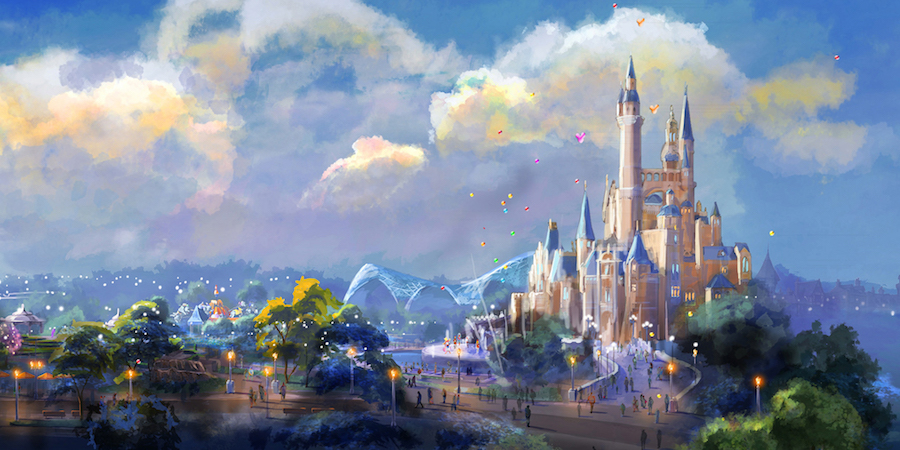 Visit Shanghai Disney Resort with Adventures by Disney