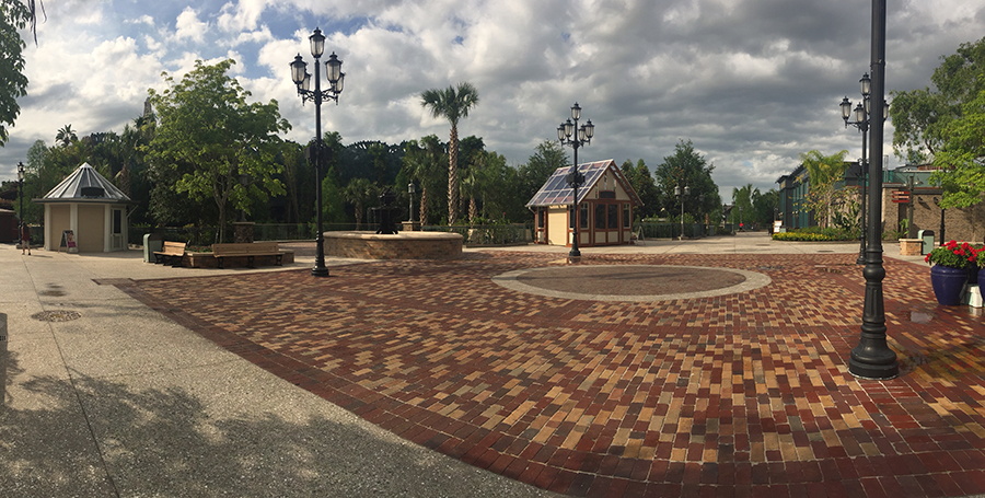 Town Center at Disney Springs