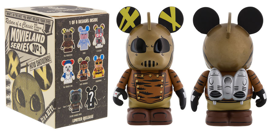 Rocketeer-Themed Products Currently Available at Disney Parks