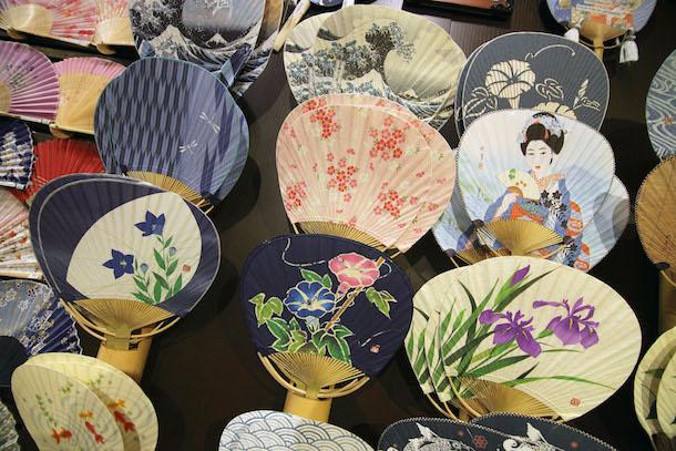 Shopping at Epcot – Japan Pavilion