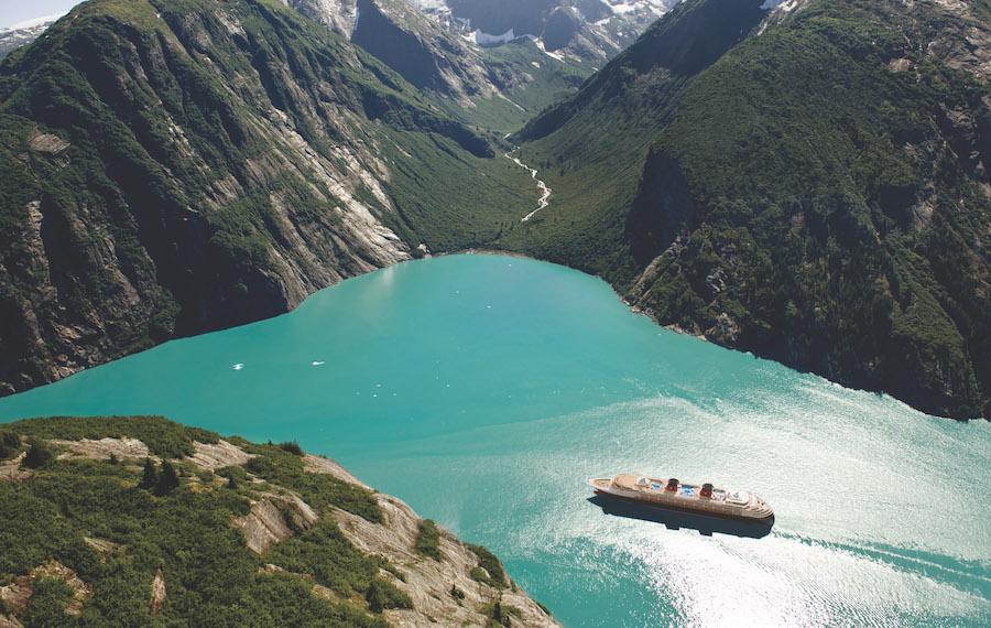 Disney Cruise Line Visits Alaska