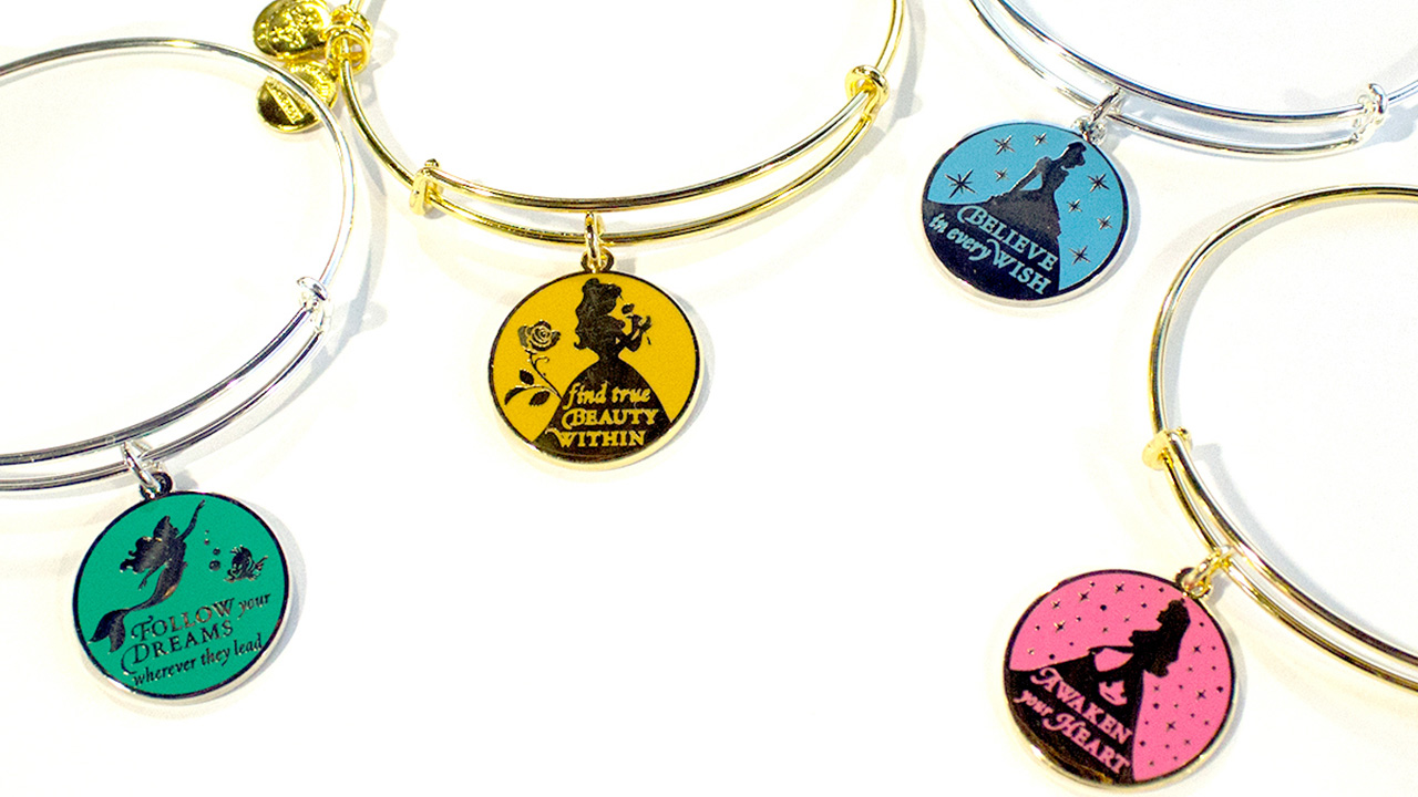 Word are Powerful Color Infusion Bangles