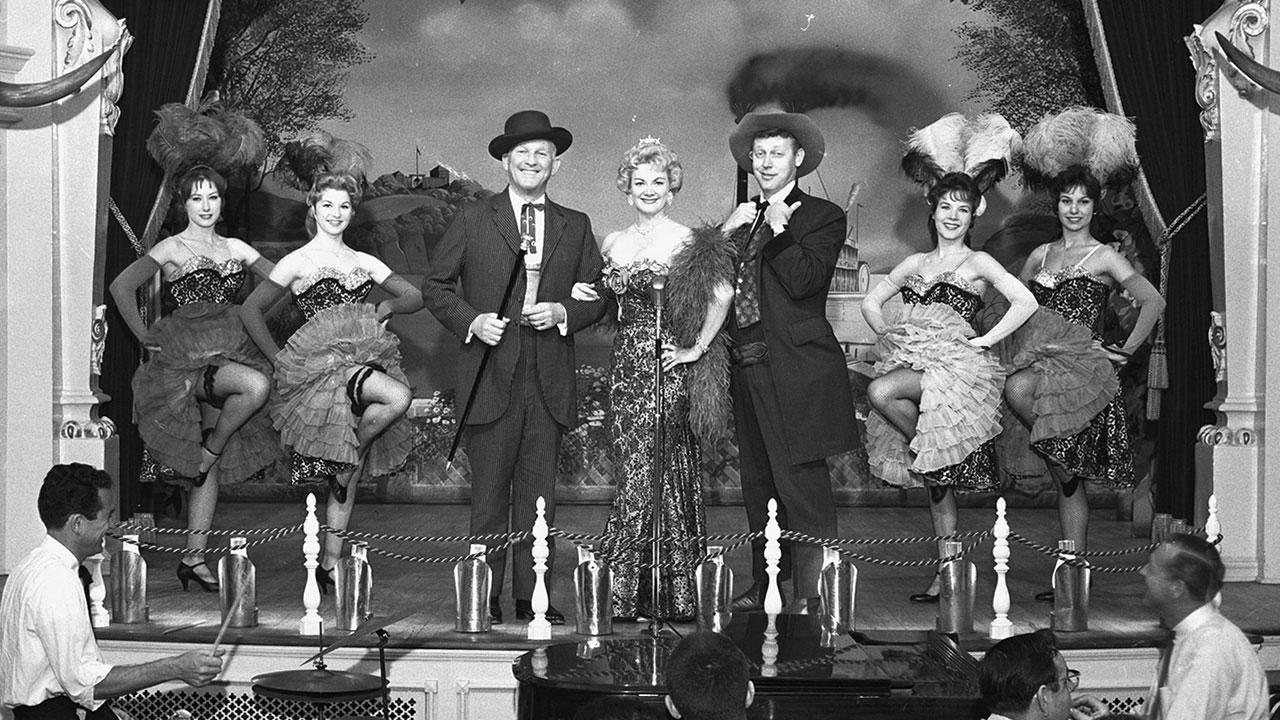 Remembering Wally Boag and Betty Taylor at Disneyland Park