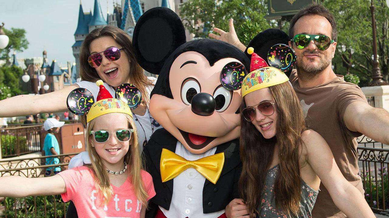 Disney Familia: Celebracion en Walt Disney World Resort!