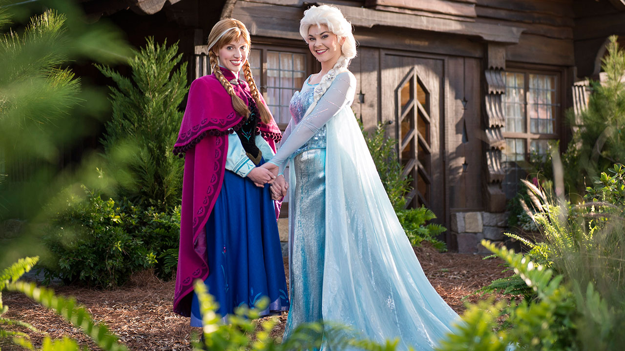 Frozen Ever After Attraction & Royal Sommerhaus Set to Open at Epcot June 21
