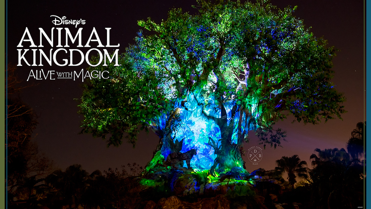 Animal Kingdom 'Nighttime'Inspired Wallpapers  Disney Parks Blog