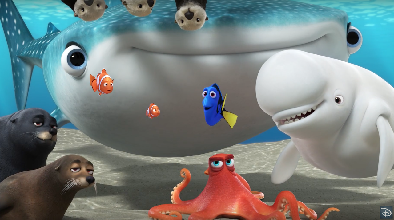 Finding Dory Producer Shares Why Disney Parks Fans Will Love The