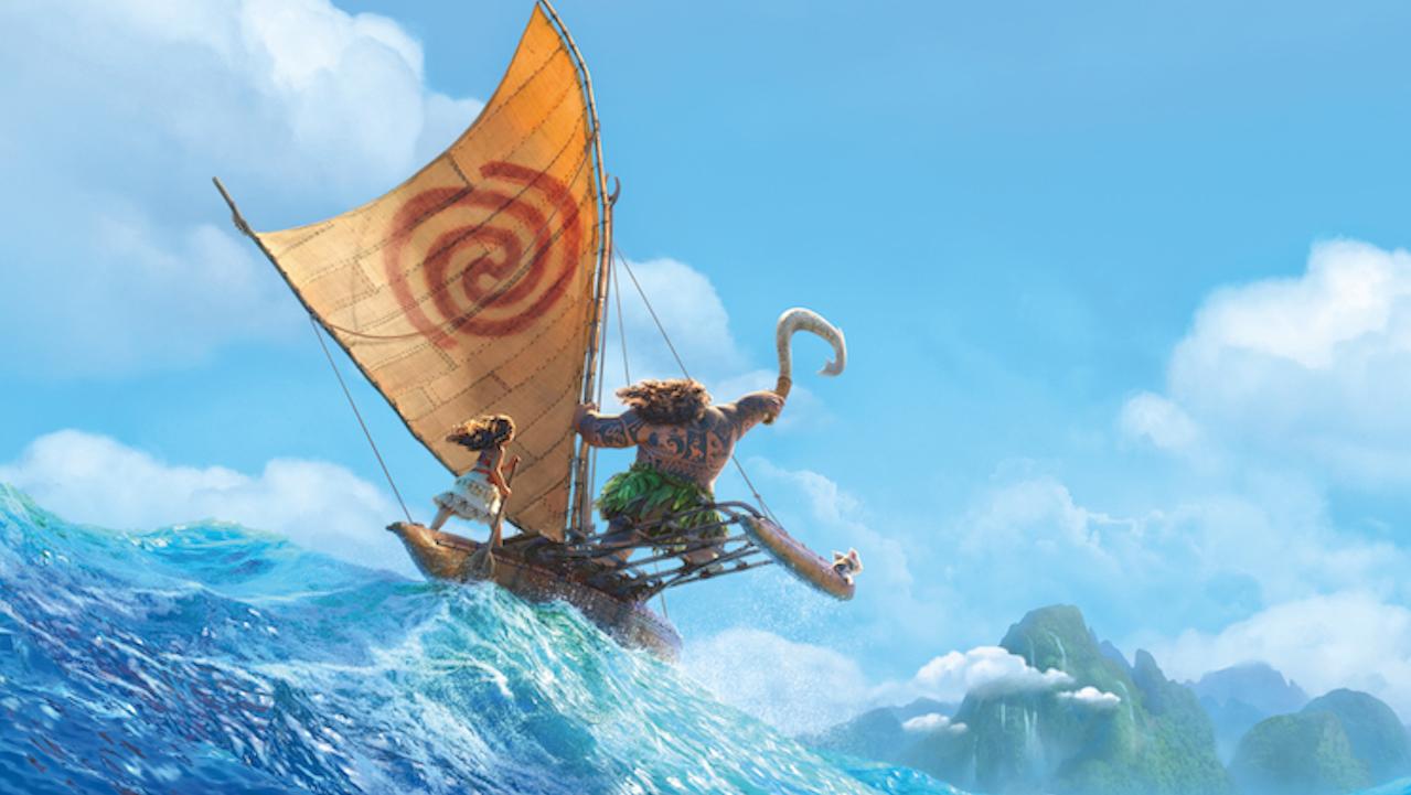 Walt Disney Animation Studios' 'Moana'