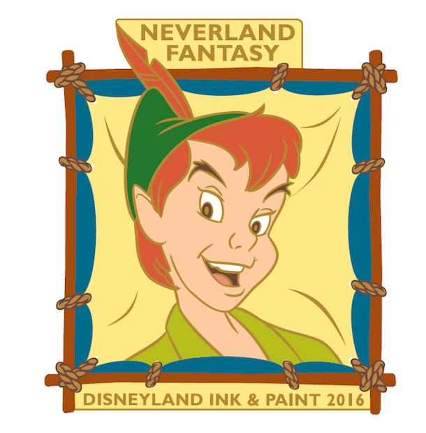 'Neverland Fantasy' Pin