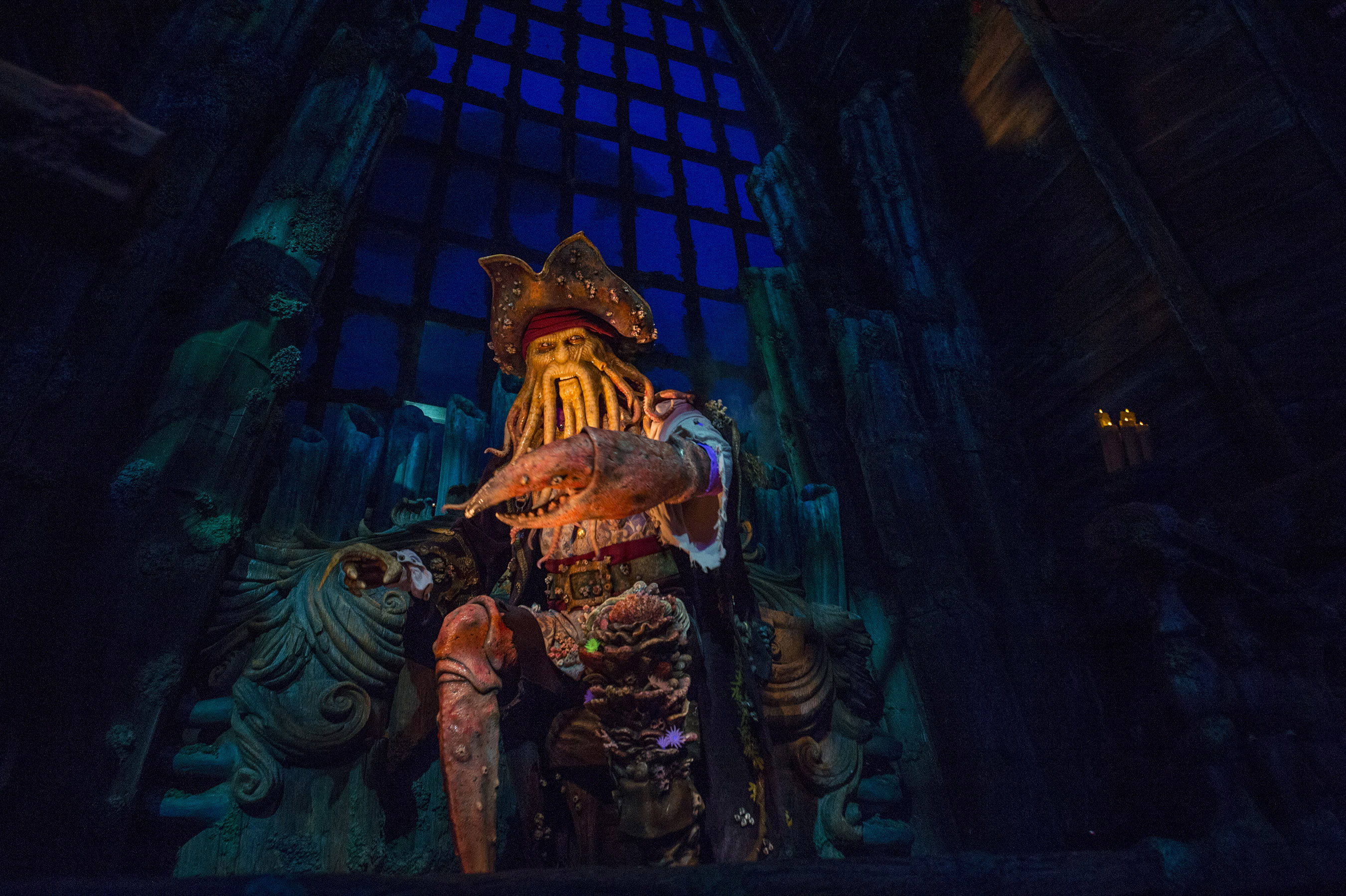 Pirates of the Caribbean: Battle for the Sunken Treasure at Shanghai Disneyland