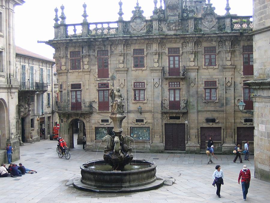 Santiago de Compostela Port Adventure with Disney Cruise Line