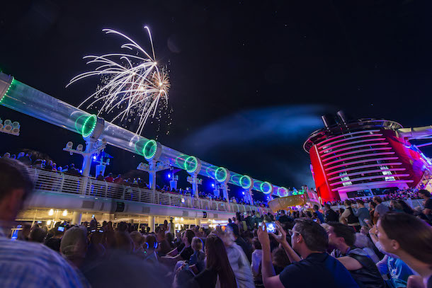 Inaugural Season of Star Wars Day at Sea