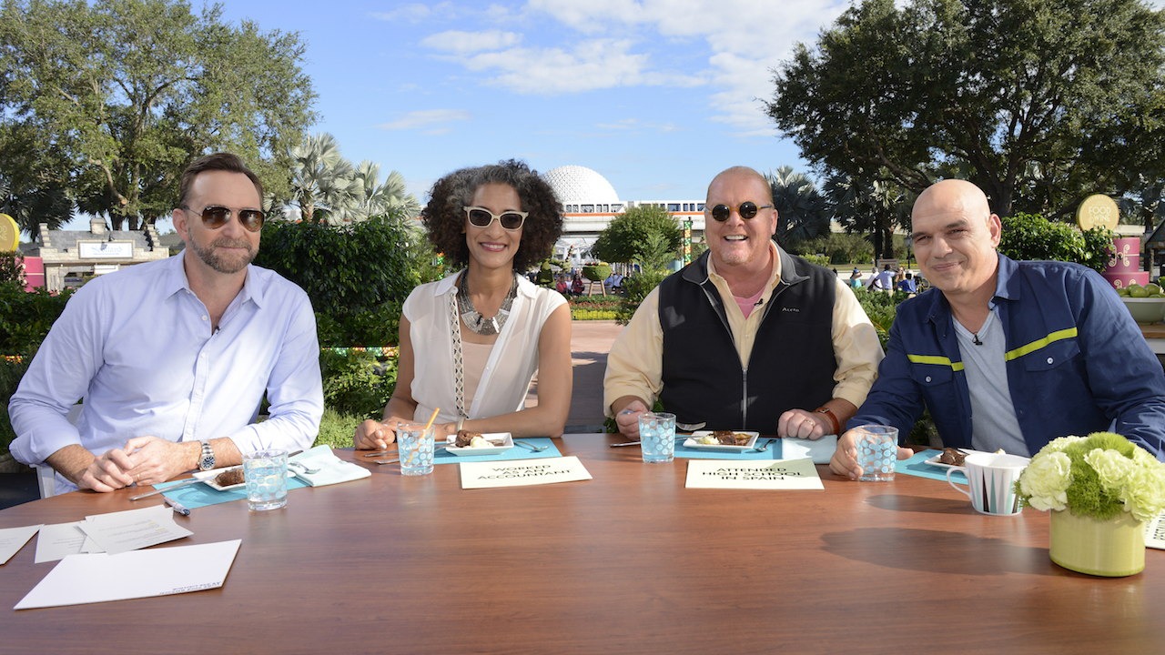 The Chew abc's 'the chew' back for 21st epcot international food & wine