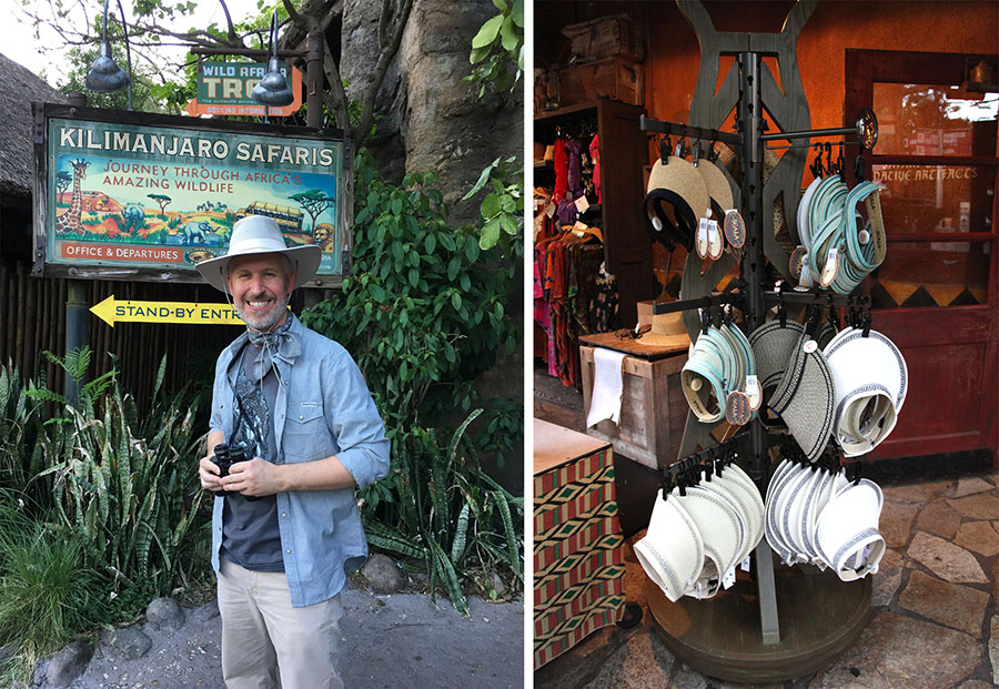 Style Happens Here – Summertime Hats at Disney Parks