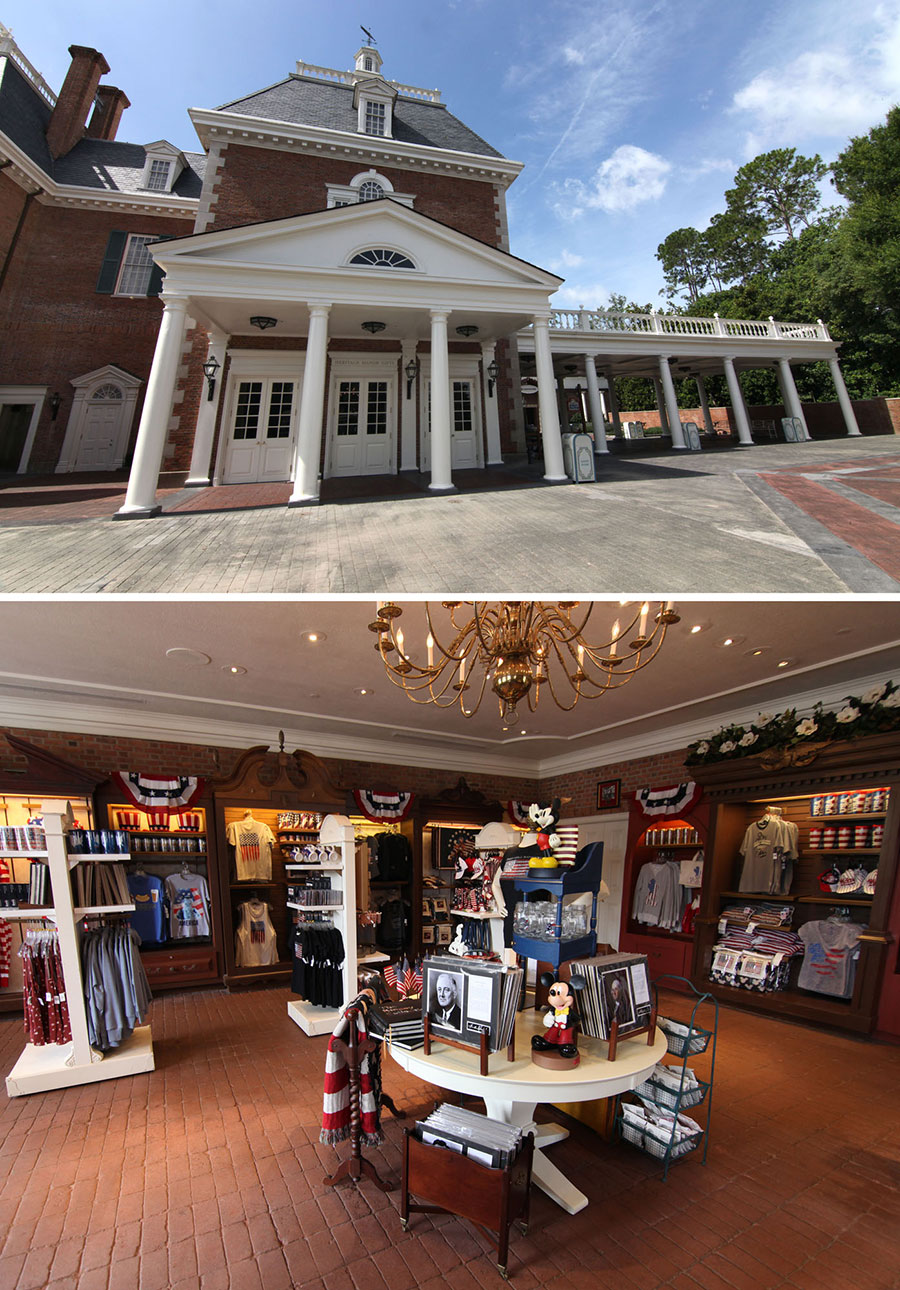 A World Showcase of Unforgettable Shopping at Epcot – The American Adventure