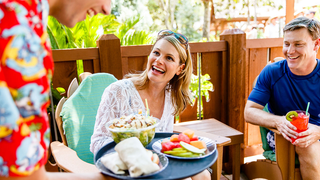 Chill Out This Summer In A Cabana at Disney's Water Parks