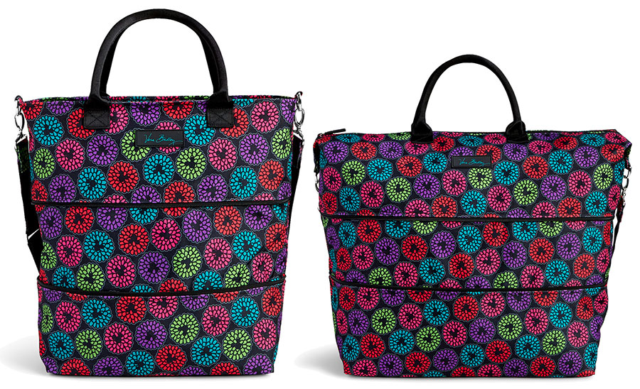 New Colors from Vera Bradley Blooming at Disney Parks in Summer 2016