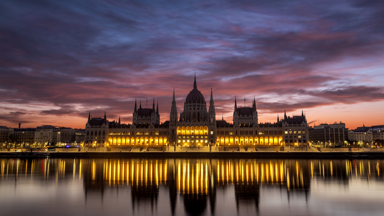 Disney After Dark: Budapest Lights Up on First Adventures by Disney River Cruise