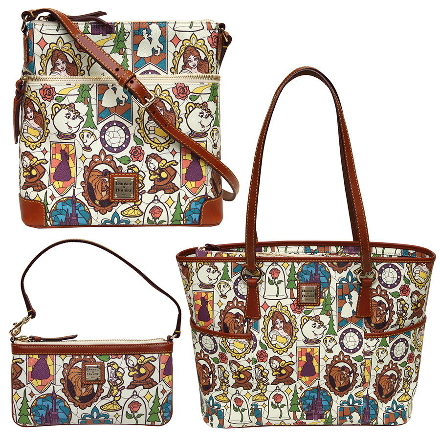 Dooney & Bourke Beauty and the Beast Collection