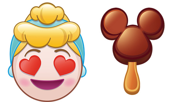 Disney Parks Emojis in Disney Emoji Blitz Game