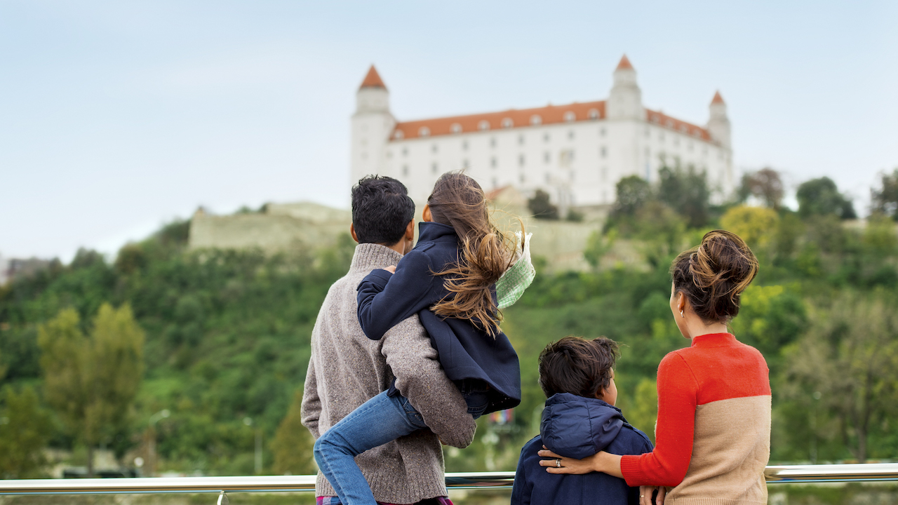 Sailing the Danube River with Adventures by Disney