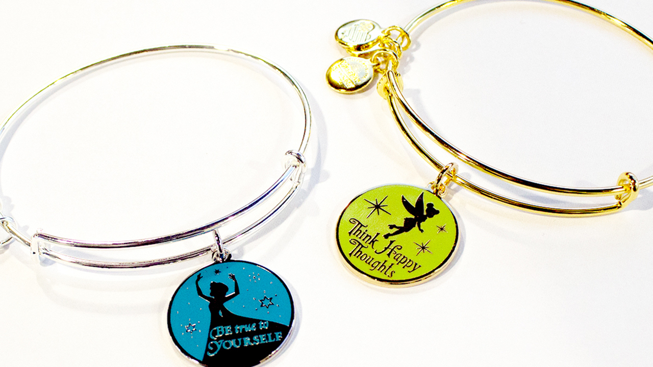 ALEX AND ANI 'Words Are Powerful' Bangles