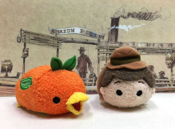Adventureland-Inspired Disney Tsum Tsum Coming to Disney Parks in Fall 2016