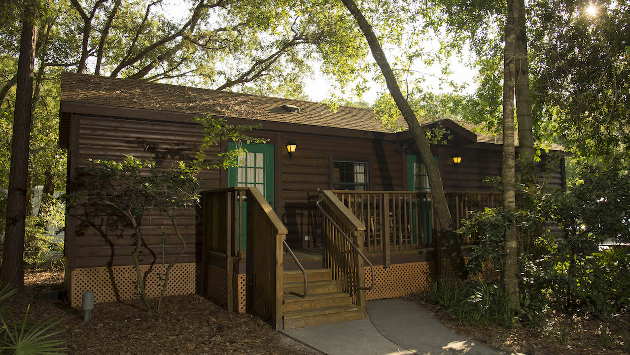 Charmant The Cabins At Disneyu0027s Fort Wilderness Resort