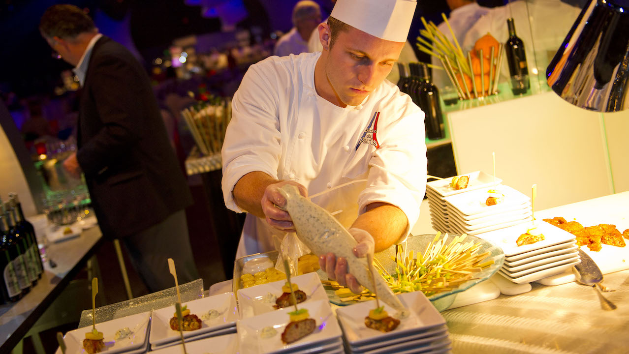 The Party for the Senses at Disney's Epcot Food and Wine Festival