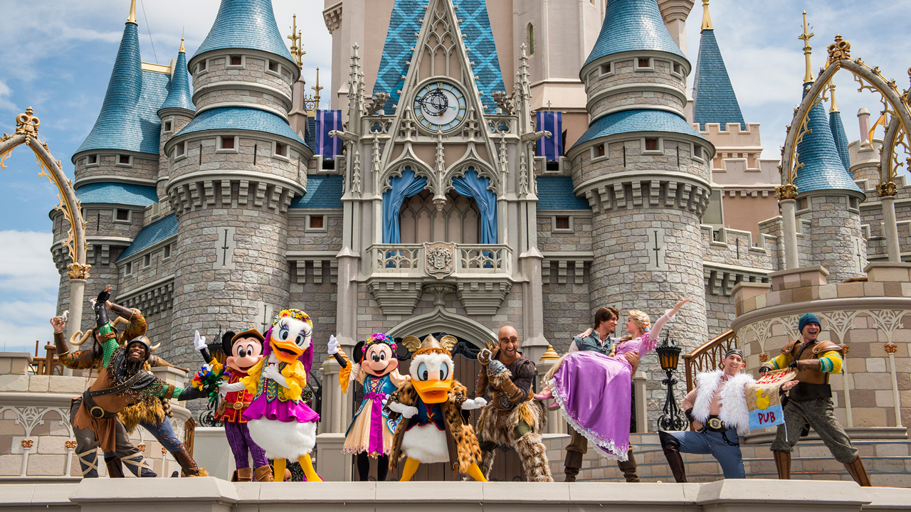'Mickey's Royal Friendship Faire' at Magic Kingdom Park at Walt Disney World Resort