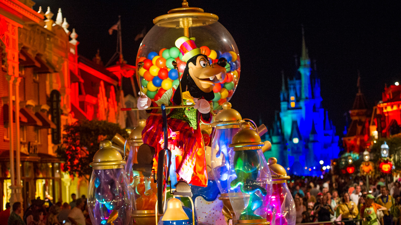 Welcome to Our World! What Is Mickey's Not-So-Scary Halloween ...