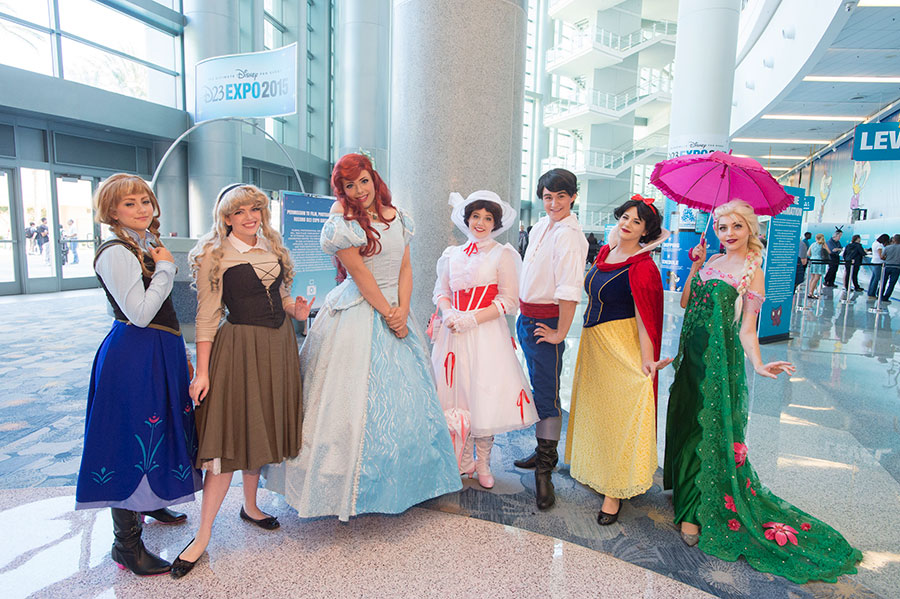 D23 Expo 2017 Tickets Now Available
