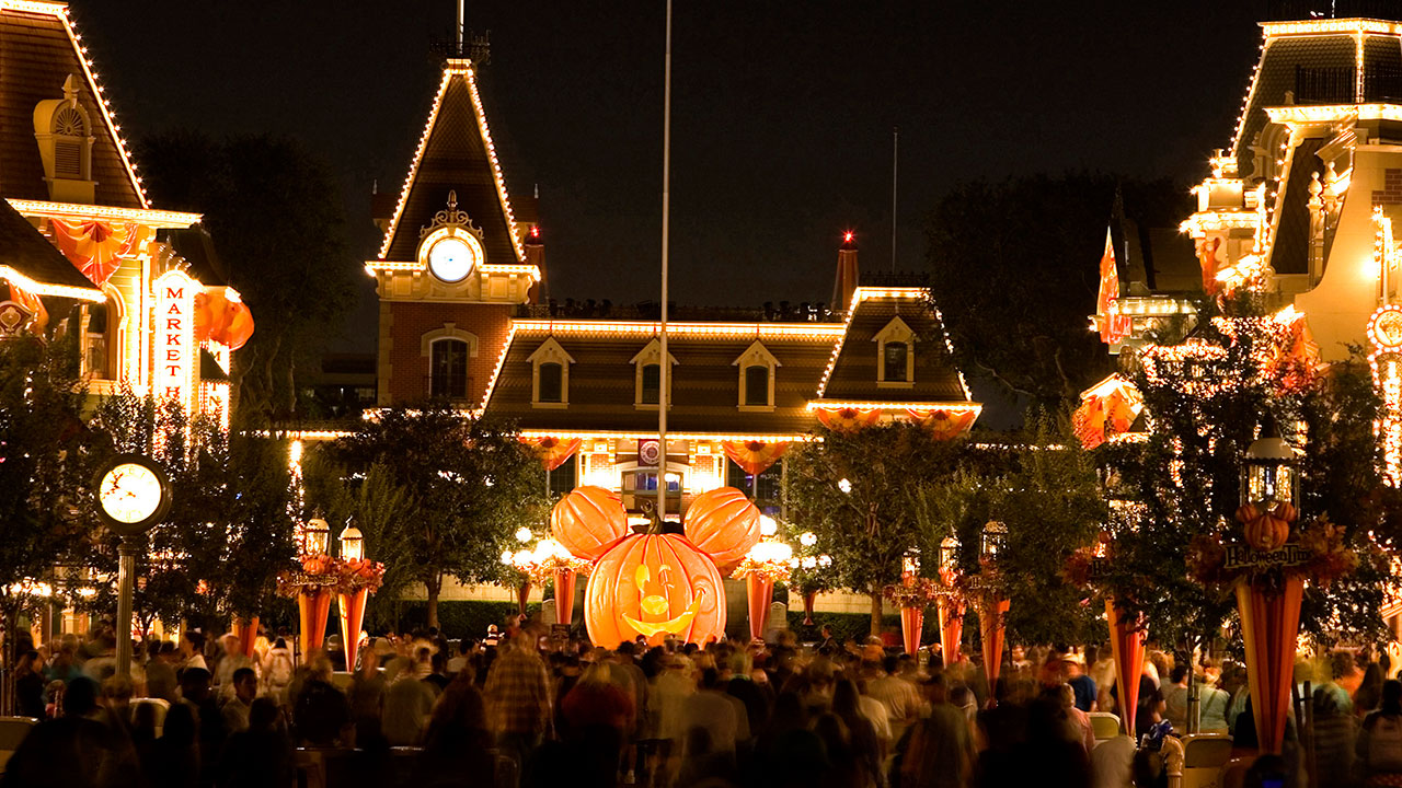 Scare up Some Fun with Halloween Time September 9 Through October 31 at the Disneyland & Scare up Some Fun with Halloween Time at the Disneyland Resort ...
