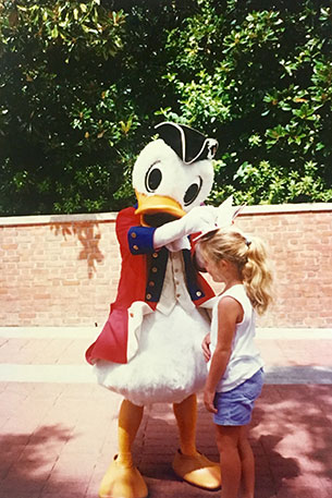 #DisneyKids: Capturing and Reliving your Disney Memories