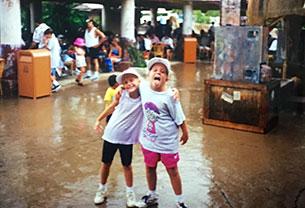 #DisneyKids: Capturing and Reliving your Disney Memories